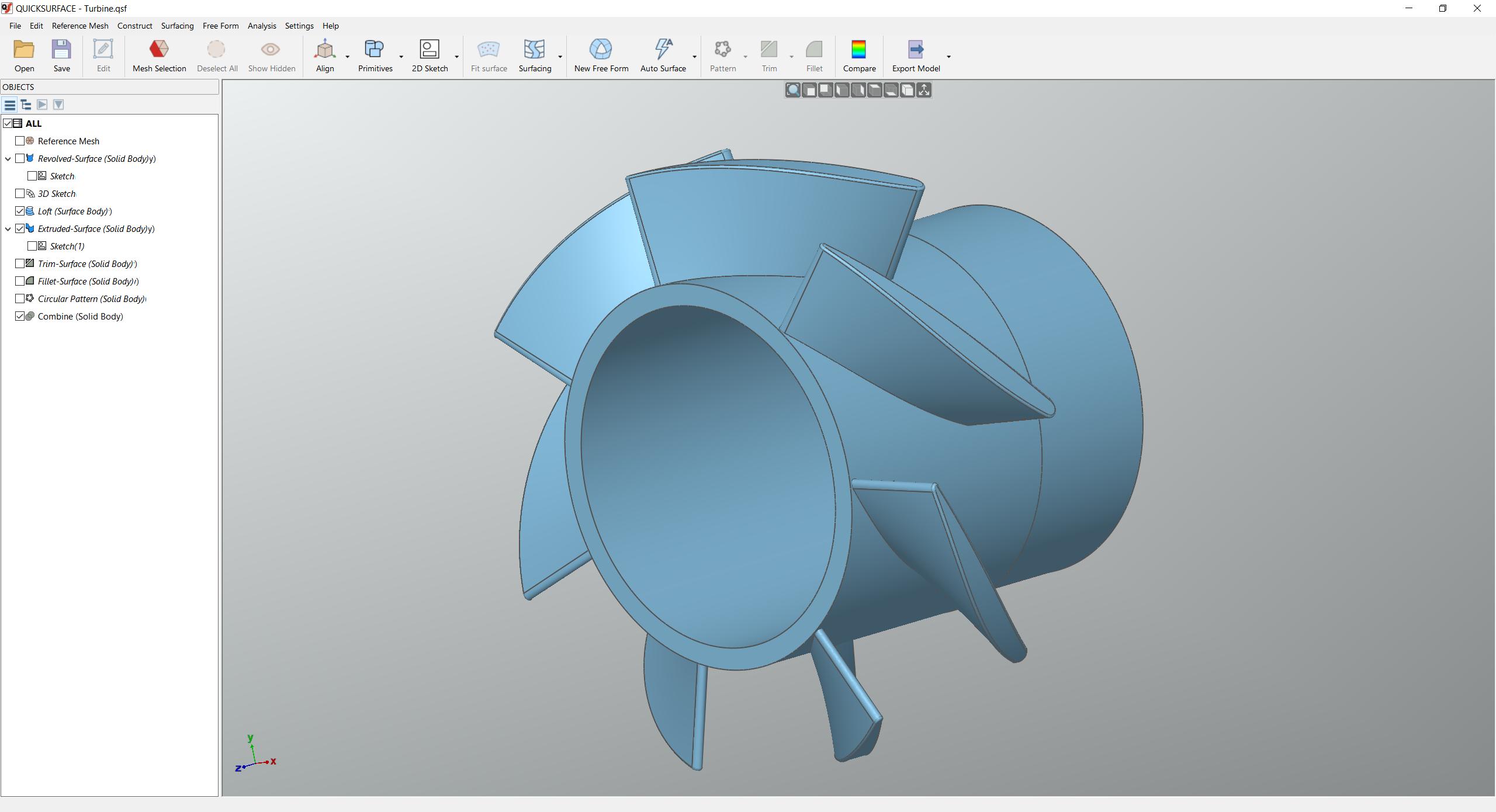 3D Reverse Engineering